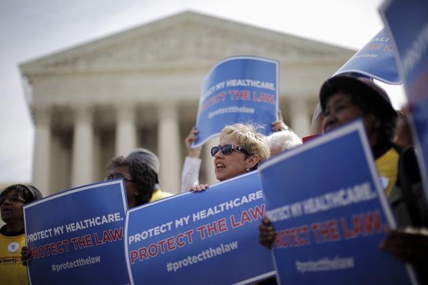 supreme court, health care