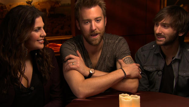 Lady Antebellum to collaborate with Justin Timberlake?