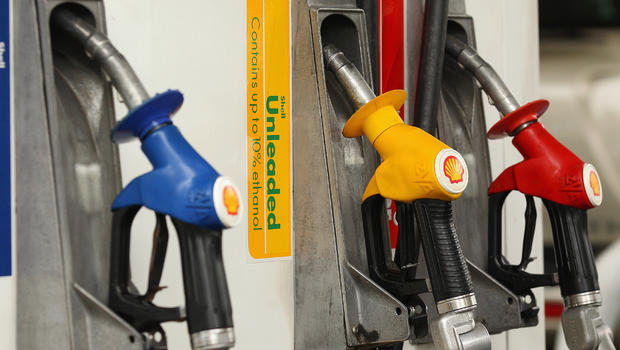 Gas prices squeeze California