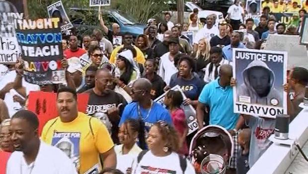 Trayvon Martin, Miami, Florida