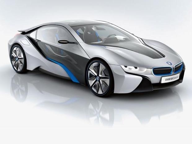 BMW i8 concept 2