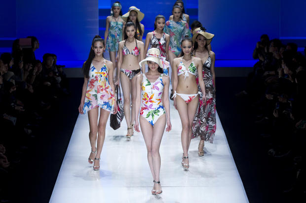 Fashion Week in China