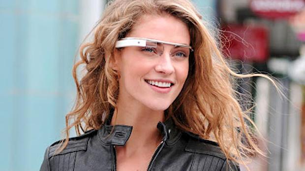 Google Glass Female Pov Facial