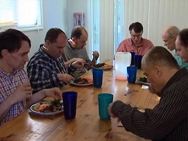 Group homes for autistic adults