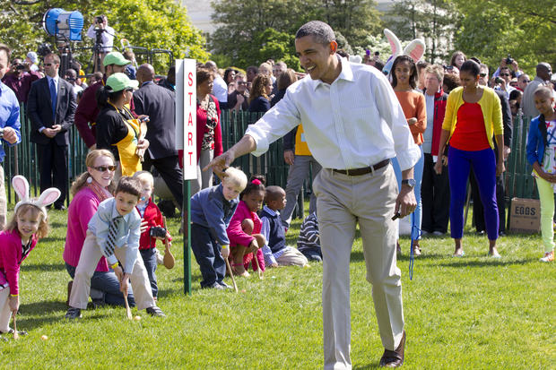2012 White House Easter Egg Roll