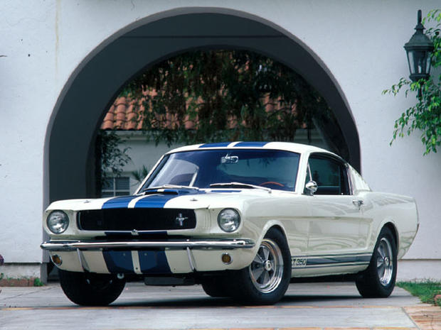 04 Mustang Gt >> Mustangs through the years - Ford Mustang through the years - Pictures - CBS News