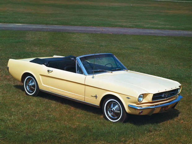 Mustangs Through The Years Ford Mustang Through The