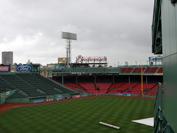 Ballpark Roadtrip: Fenway Park