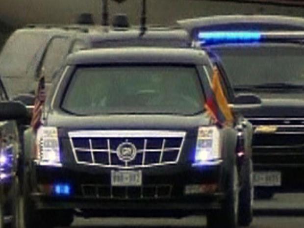 Secret Service scandal in Columbia