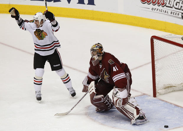 2012 NHL playoffs: Opening rounds