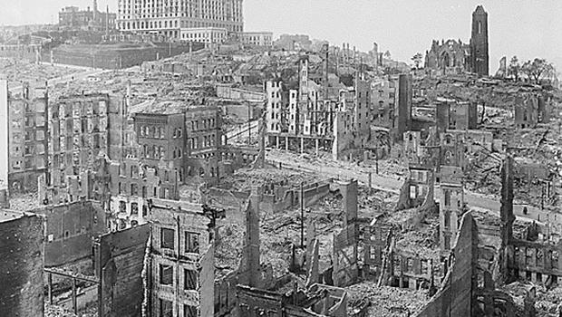 a report on the san francisco earthquake of 1906 Police report sheds light on fatal crash involving immigrant couple and the 1906 san francisco earthquake struck on april 18 with an estimated magnitude of 7.
