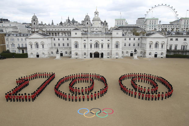 Olympics: 100 Days and counting
