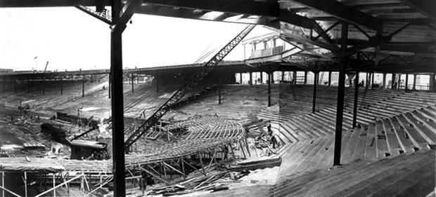 Fenway Park's 100th anniversary