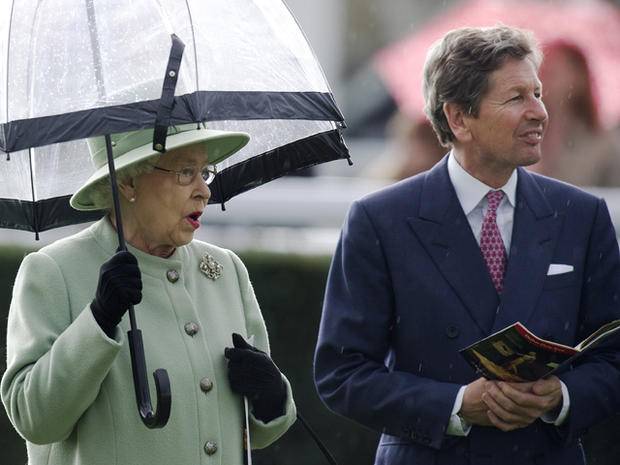 Queen Elizabeth II celebrates her 86th birthday