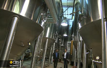 Brooklyn Brewery shows how they make beer - WEB EXTRA