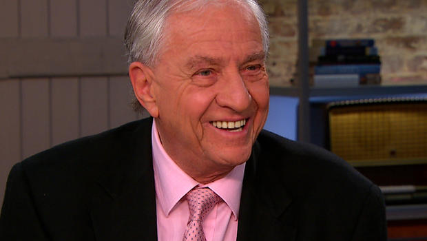 "Garry Marshall on ""CBS This Morning."""