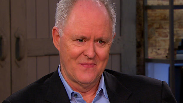 """John Lithgow on """"CBS This Morning."""""""