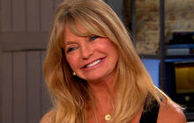 Goldie Hawn on movies and motherhood
