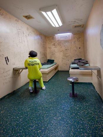 Harrison County Juvenile Detention, Biloxi, Mississippi