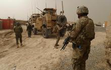 4 U.S. Troops killed in Afghanistan