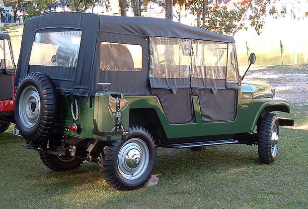 1946 1965 willys jeep wagon jeep through the years pictures1946 1965 willys jeep wagon jeep through the years pictures cbs news