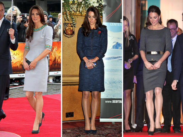 Kate's royal looks
