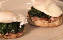 Poached eggs make entertaining easy