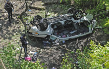 SUV accident kills seven