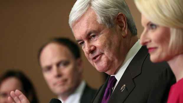 Newt Gingrich makes it official: He's no longer a candidate