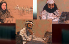 Accused 9/11 conspirators refuse to answer Gitmo judge