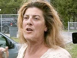 """NY """"Hot Dog Hooker"""" Catherine Scalia says she'll be back in her bikini selling wieners"""