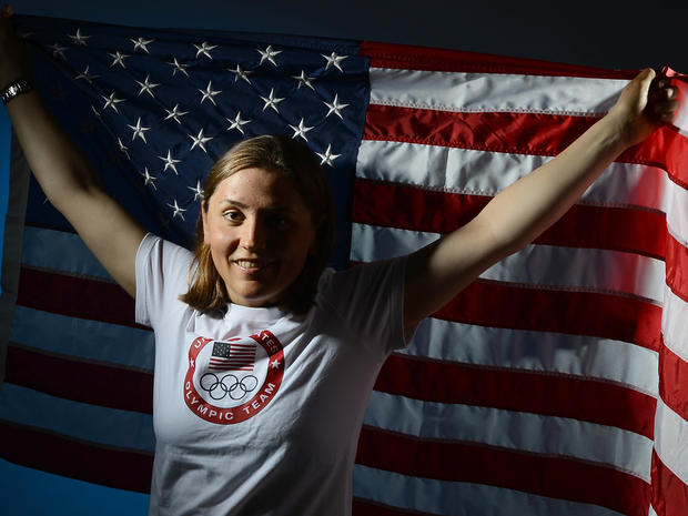 Portraits of Team USA 2012