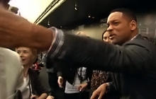 Will Smith talks slapping reporter who kissed him