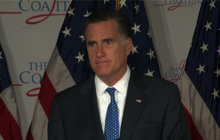 "Romney announces ""unprecedented"" education reforms"