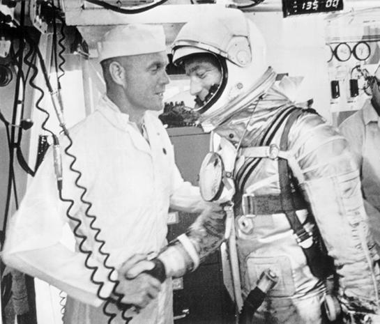 M. Scott Carpenter, space pioneer, dies
