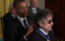Bob Dylan, Madeleine Albright awarded Medal of Freedom