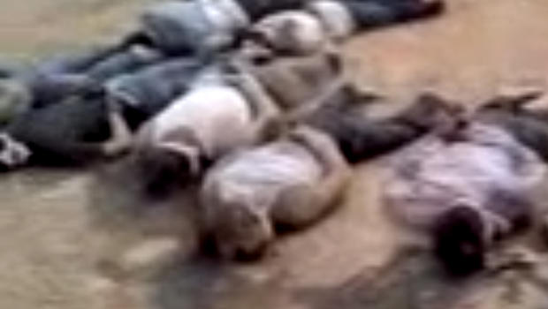 Bodies discovered in eastern Syria