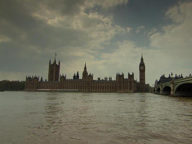 A rare look inside London's Big Ben
