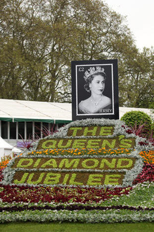 Diamond Jubilee preparations