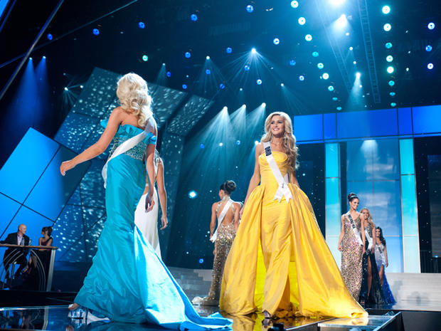 Miss USA 2012 contestants