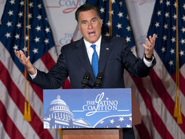 Romney reports net worth between $190M-$250M