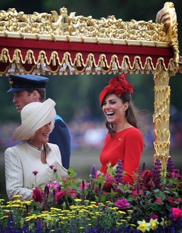 Queen's Jubilee: Day 2 highlights