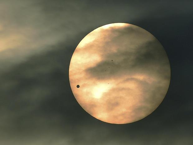 Transit of Venus from around the world