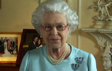 "Queen Elizabeth ""deeply touched"" by Jubilee"
