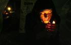 A protester lights a cigarette at Occupy Oakland in Frank H. Ogawa Plaza Nov. 13, 2011, in Oakland, Calif.