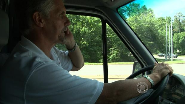 A new government plan involves tougher laws to prevent distracted driving.