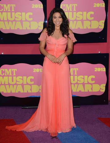 CMT Awards' 2012 red carpet