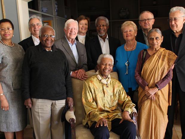 Nelson Mandela 1918-2013