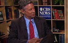 Gary Johnson responds to Obama's economy presser