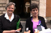 American nuns travel to Vatican, respond to criticism